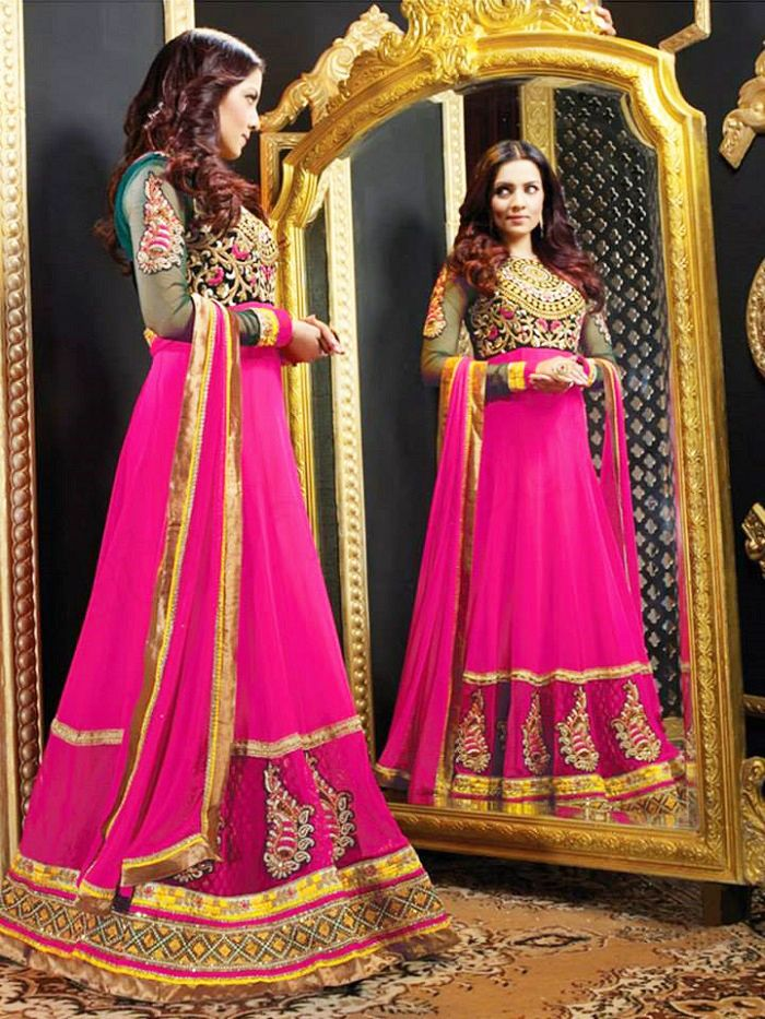 Pakistani & Indian Party Dresses for Women 2016-2017 | BestStylo ...