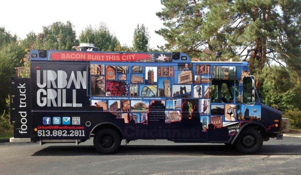 Cincinnatis 11 best food carts trucks food truck menu