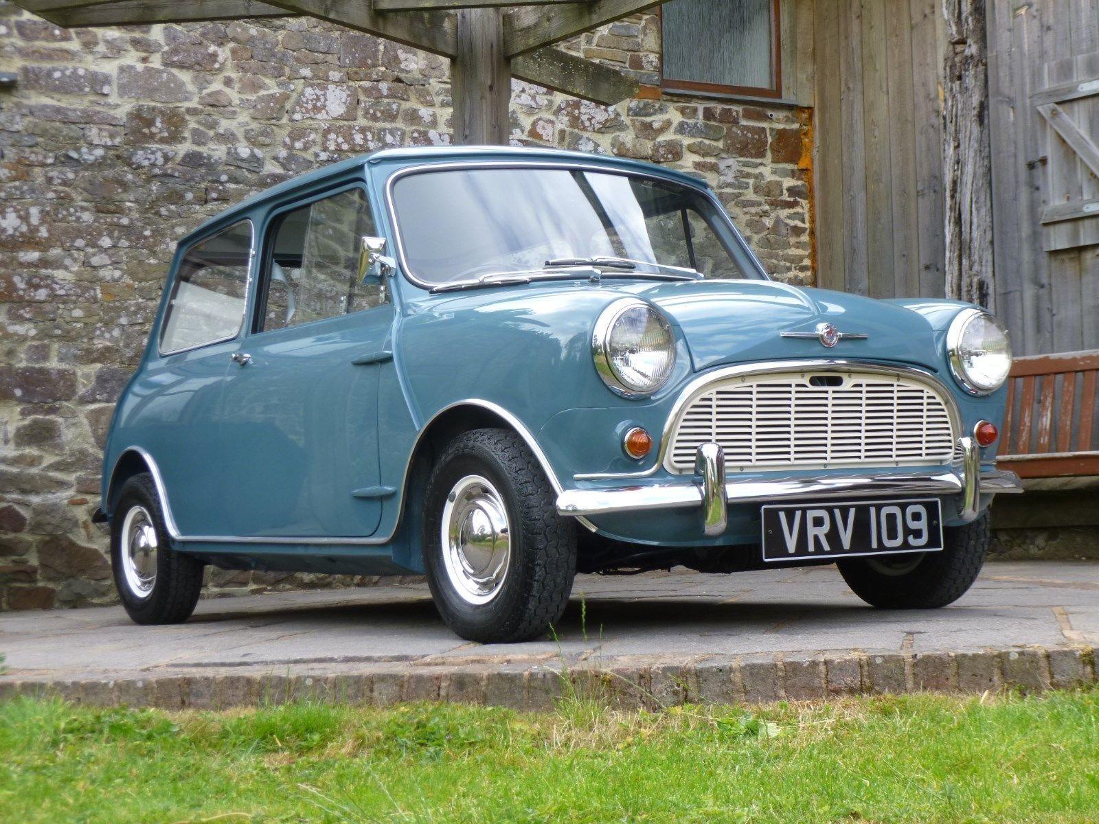 eBay 1960 Morris Mini Minor In outstanding Condition