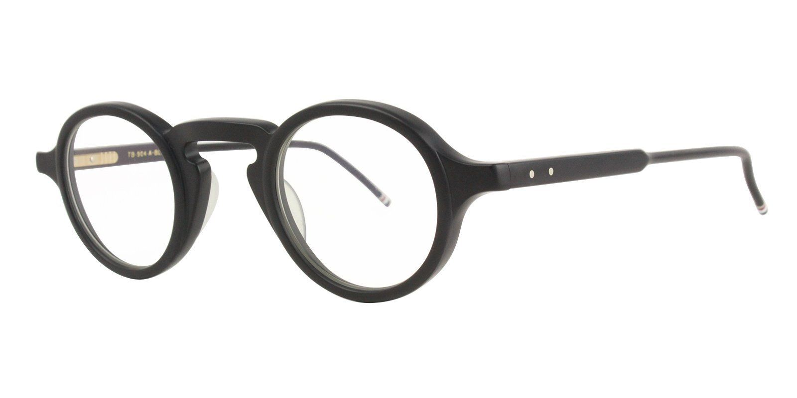 ad83c7c4d86 Thom Browne - TB-904-A Matte Black-eyeglasses-Designer Eyes