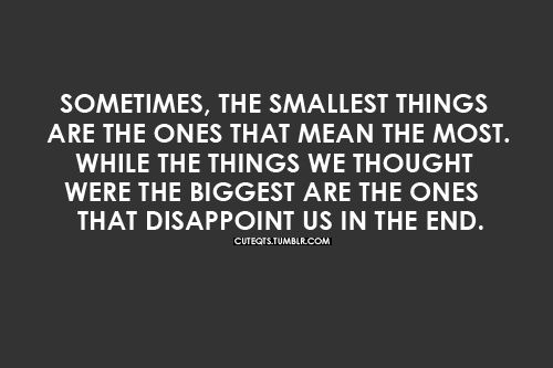 people will disappoint you quotes | disappoint | Quotes | Pinterest