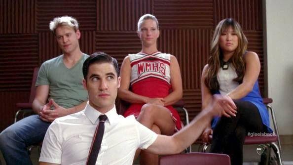 Glee memories - Season 4