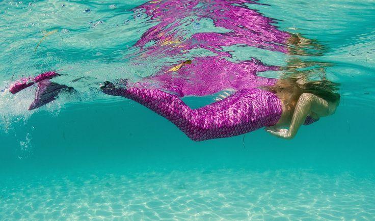 Fin Fun Mermaid Tail For Swimming Includes Monofin In