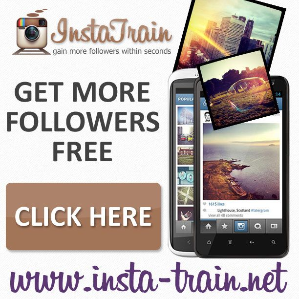 Gain more followers on Instagram FREE!