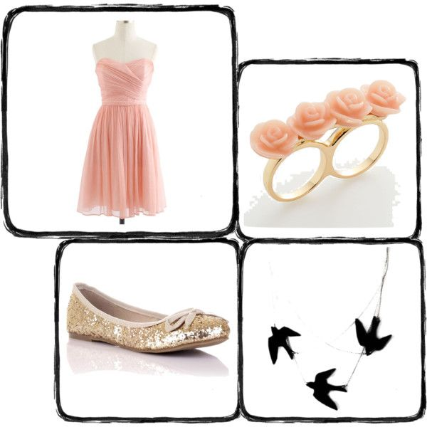 """girlie"" by nessacistic on Polyvore"