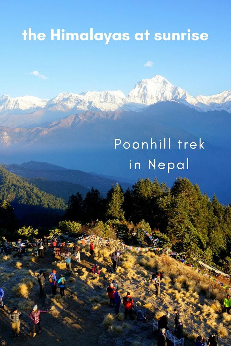 How to prepare to short trek in Himalayas? How much does it cost? Everything you should know about travelling and trekking in Nepal!