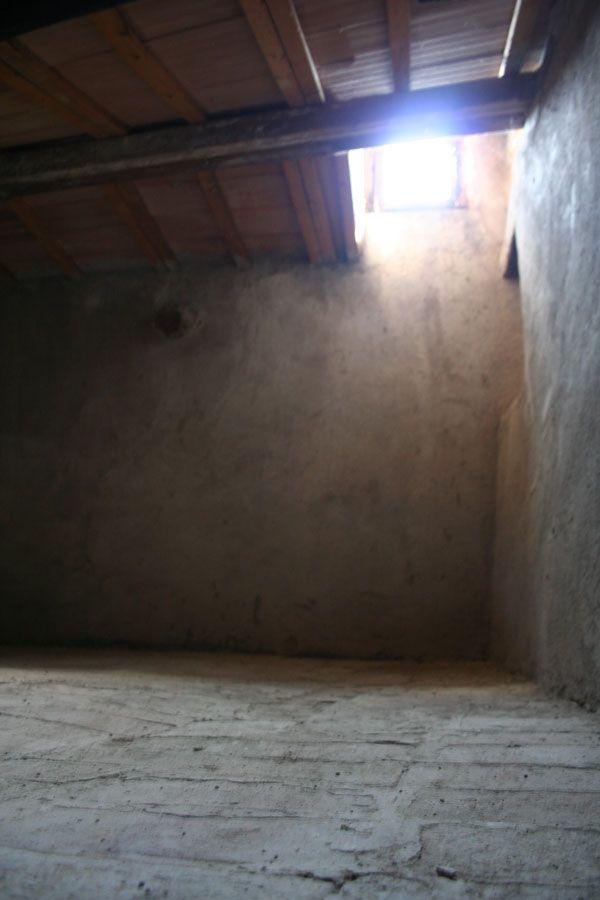Vista da dentro: la soffitta