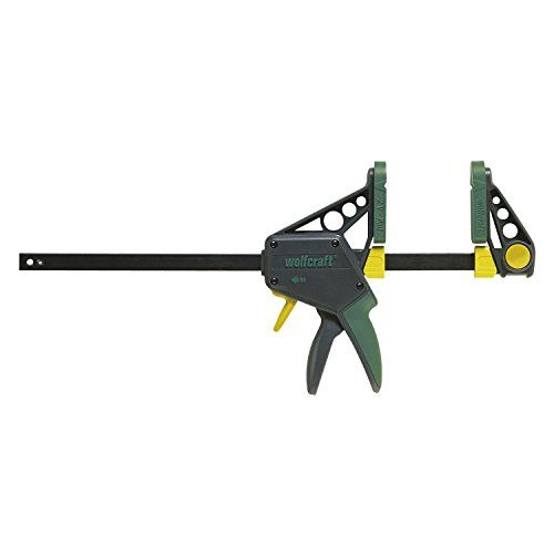 Wolfcraft 3034000 One Hand Clamp Ehz Pro 100 915 Mm Clamp Outdoor Power Equipment Tools