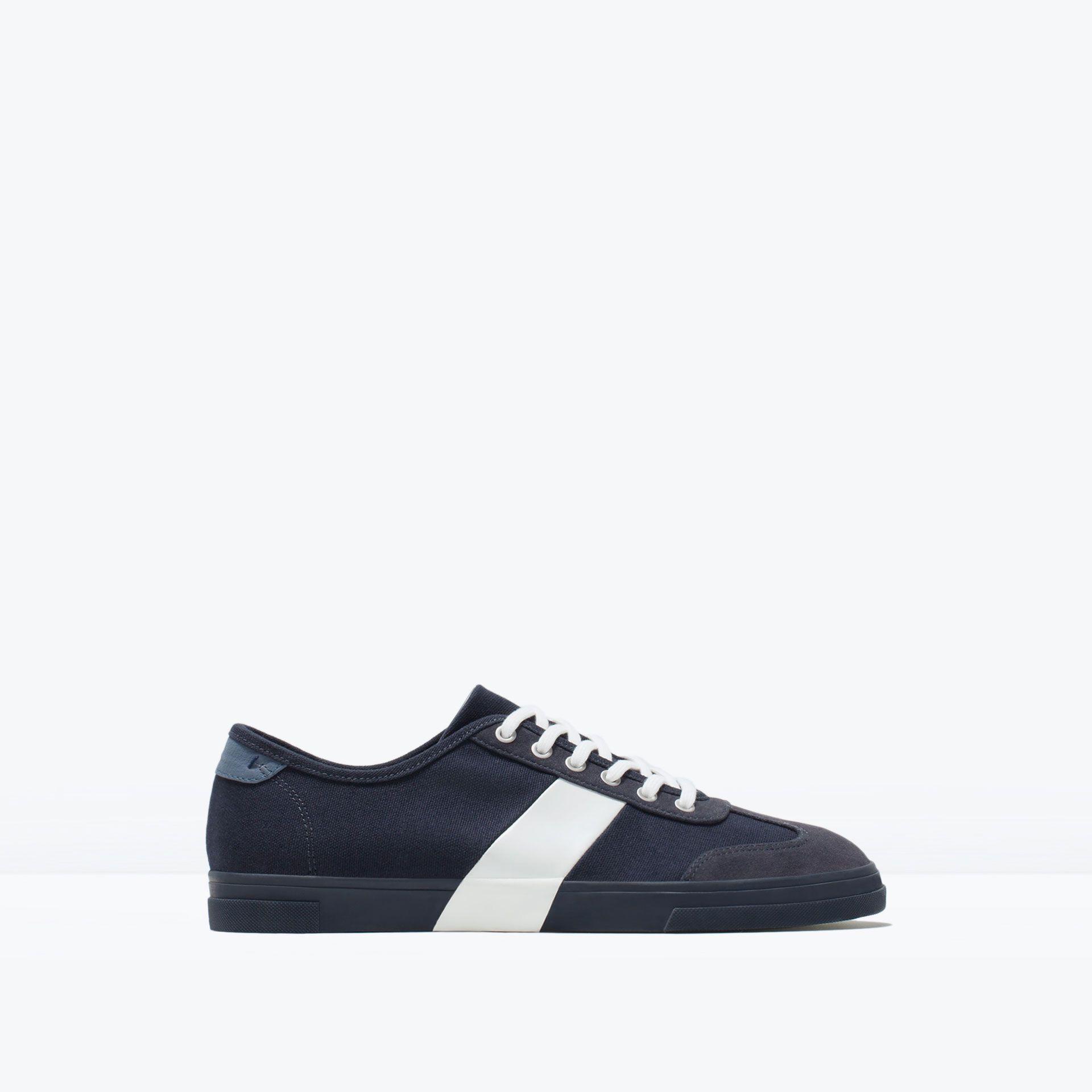 Mujeres Ocultadas Cu?a Oculta Zapatillas Deportivas Puntera Alta zapatillas Botas Zapatos RU Tallas 3 - 8 - Negro Piel Sintética, 39