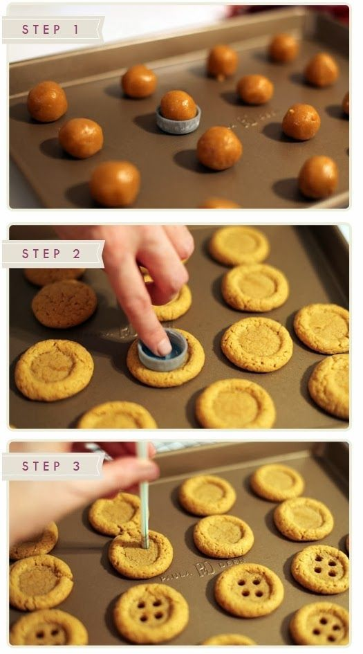 Coraline Cookies   Bakerella