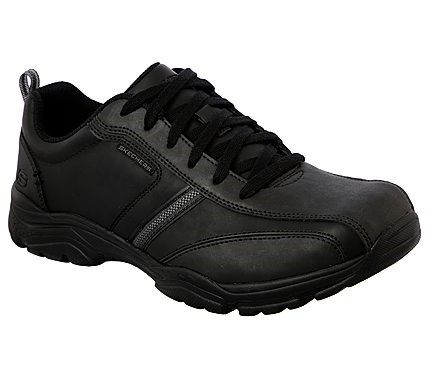 Men's Rovato Larion Relaxed Fit Memory Foam Oxford