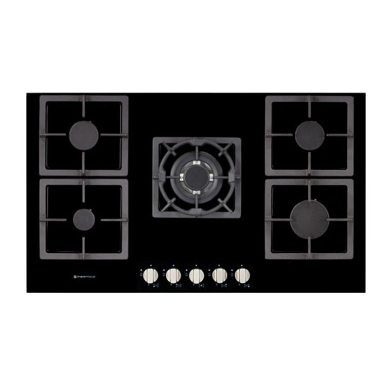 Find Parmco 5 Burner 900mm Gas Hob Glass At Bunnings Warehouse Visit Your Local Store For The Widest Range Of Kitchen Laundry Pro Glass Glass Design Black Glass