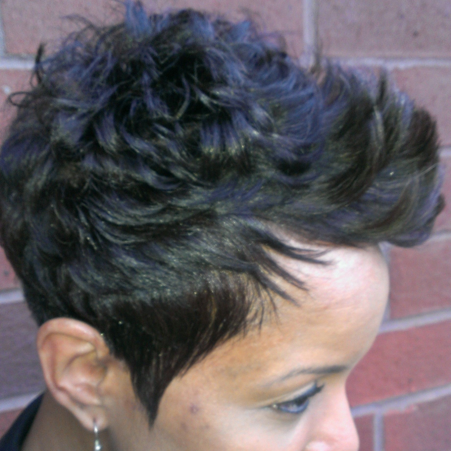 Short Hair Collection Featuring Nouritress Moisture Wrap Foaming