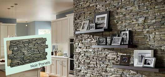 Faux Stone Panels Faux Brick Stacked Stone Veneer Stone Walls