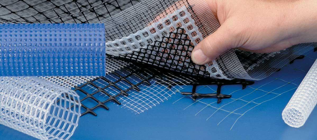 Industrial Netting Plastic Industrial Netting Mesh Tubes