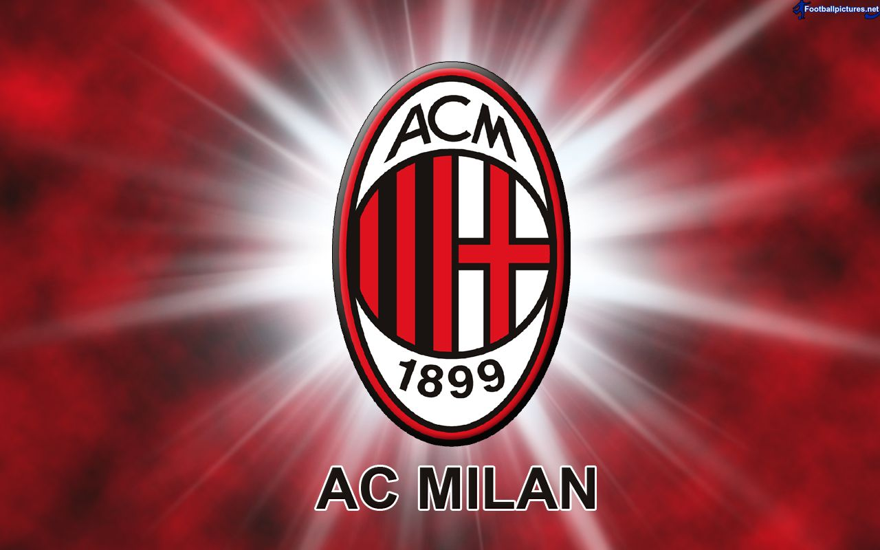 Ac Milan Logo Wallpapers Hd Desktop Http Wallucky Com Ac Milan