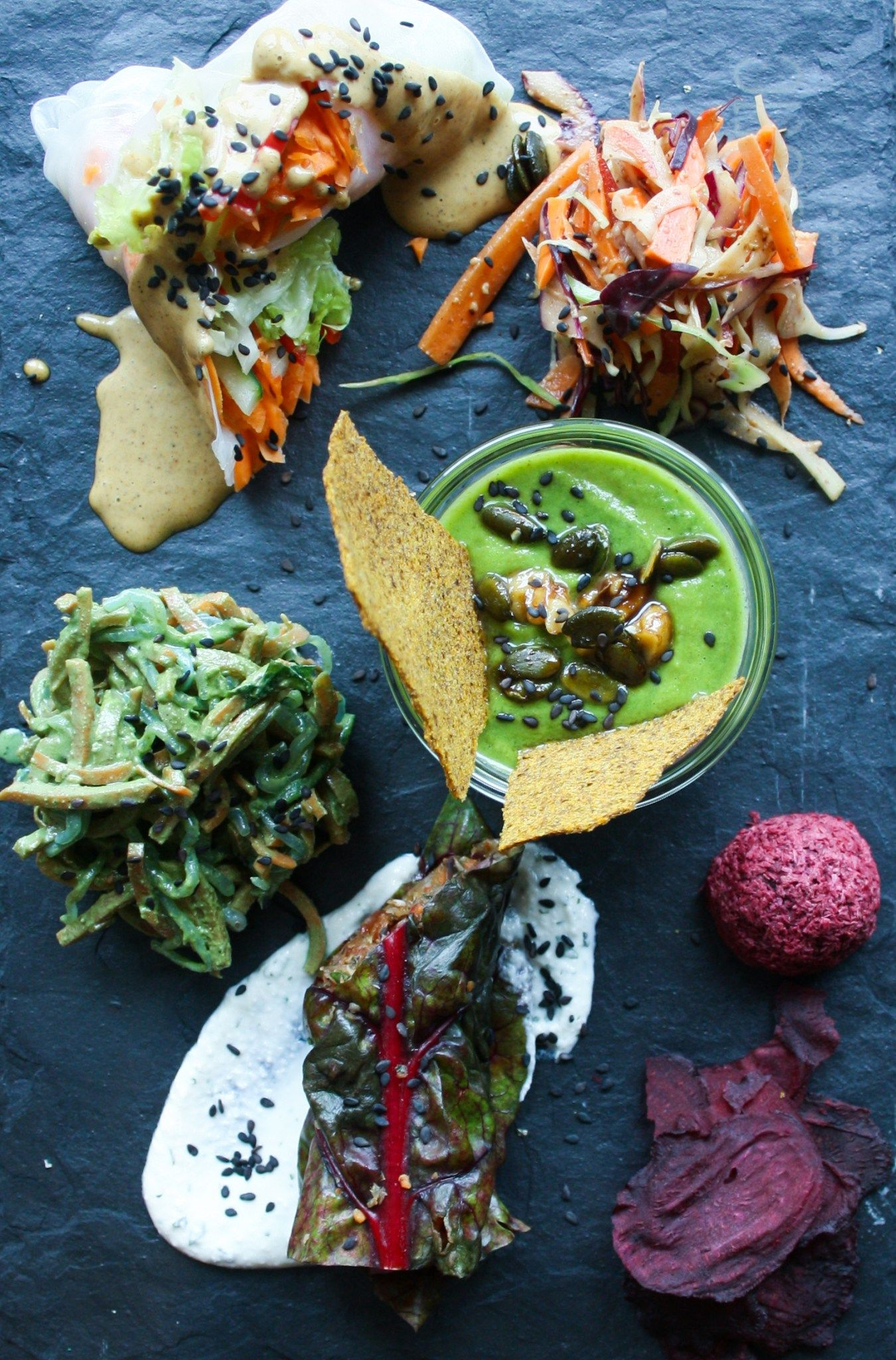 raw vegan restaurants berlin