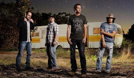 JB and the Moonshine Band :)))