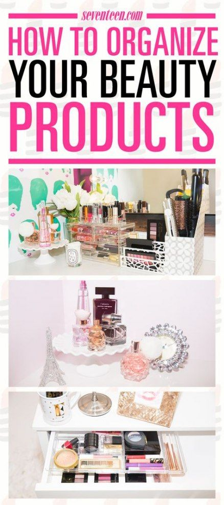 Trendy makeup organization diy life hacks hair tools ideas images