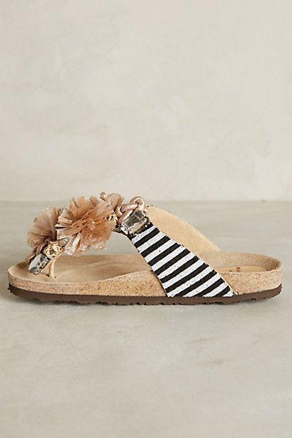 Maliparmi Giardini Sandals - anthropologie.com