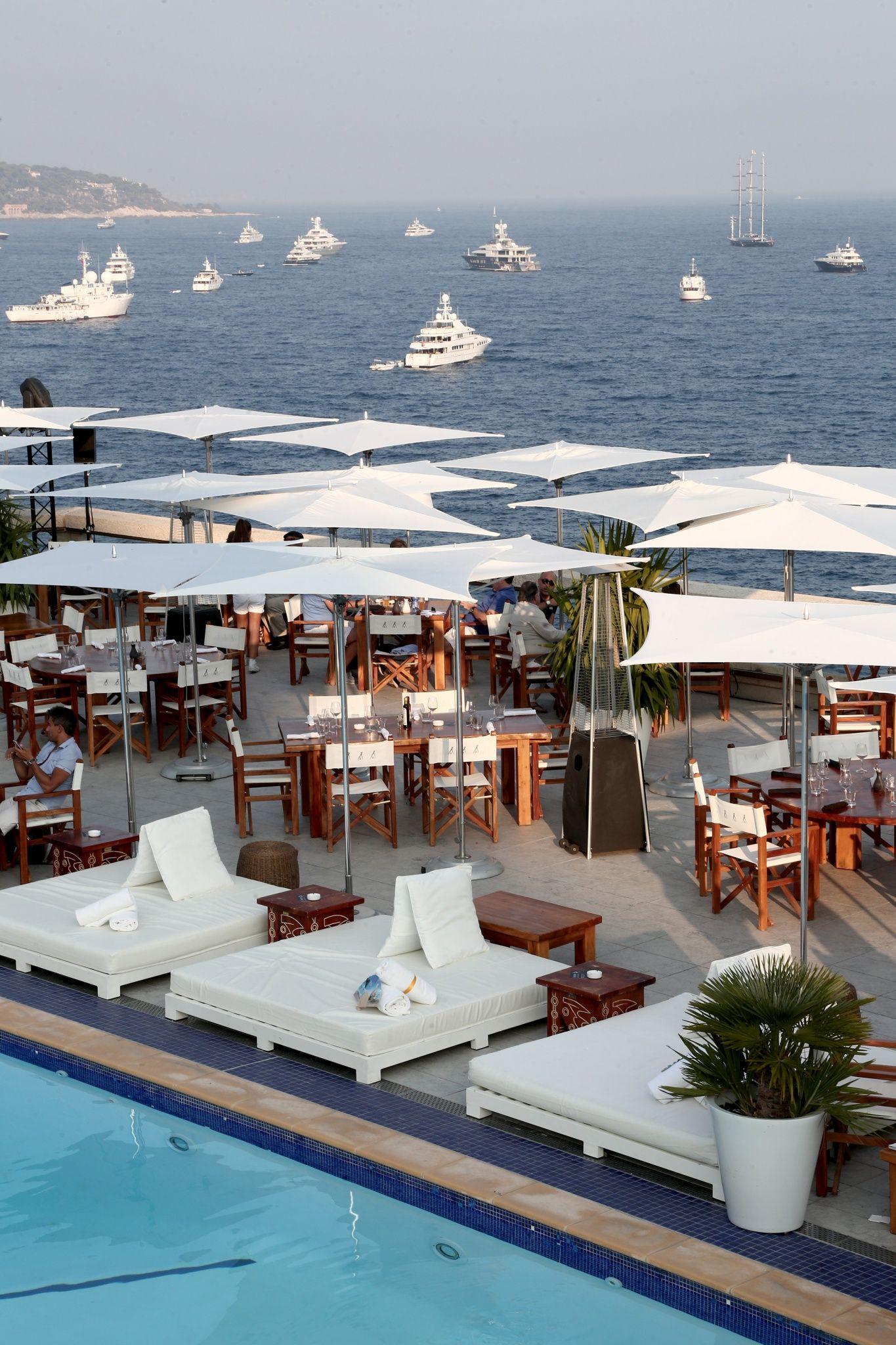 Nikki Beach At Fairmont Monte Carlo Monaco Nice France Nikki Beach Beach Club
