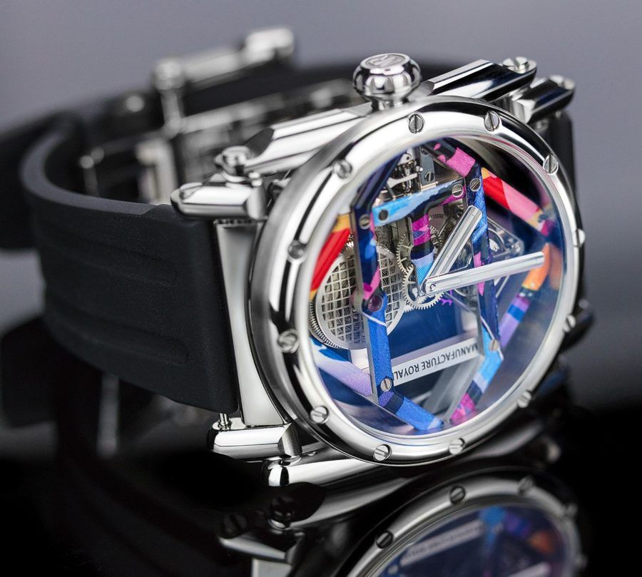 Introducing: Manufacture Royale ADN Street Art Collection