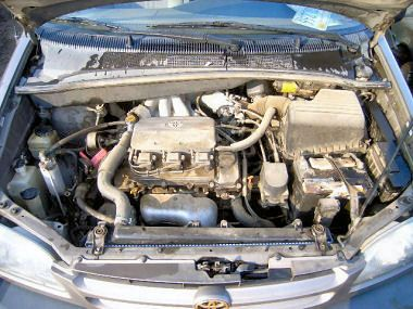 Toyota Sienna 1998 Used Engine Comes With 3 0 6 Auto Col Fwd Riv 220x6 Gas Engine 3 0l Vin F 5th Digit 1mzfe Engine Fwd Used Engines Toyota Sienna