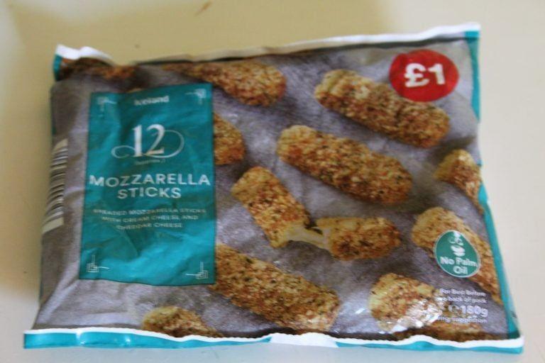 Air fryer frozen mozzarella sticks recipe mozzarella