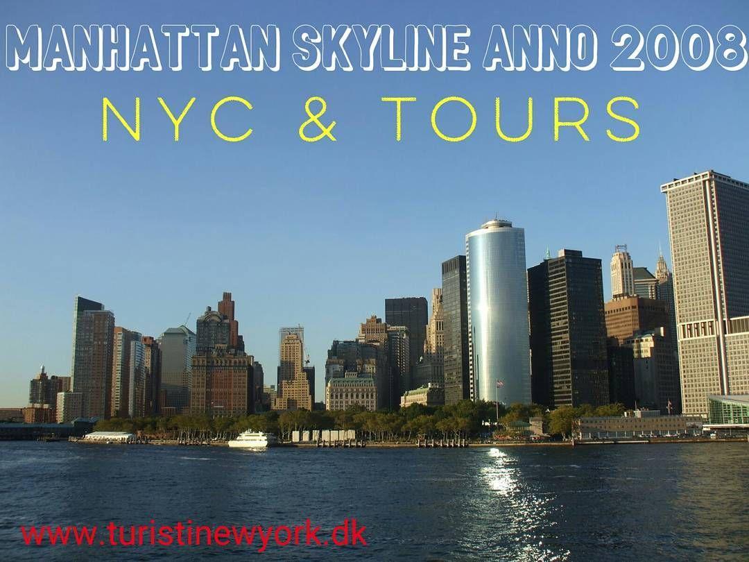 #DK Kan du se hvor meget skyline har ændret sig siden 2008 #EN Can you see how much the #ManhattanSkyline has changed since 2008?  #turistinewyork #nycandtours #sightseeing #dansk #english #tourguides #touristguide #nyc #ny #newyork #nycgo #newyorkrejsetips #nycrejsetips #ferie #sommerferie #danmark #turengårtil #atrejseeratleve