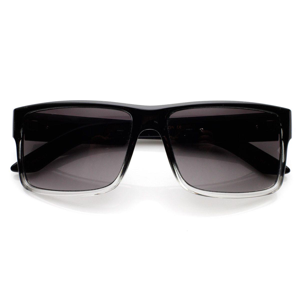 Premium Quality Square Flat Top Action Sports Sunglasses