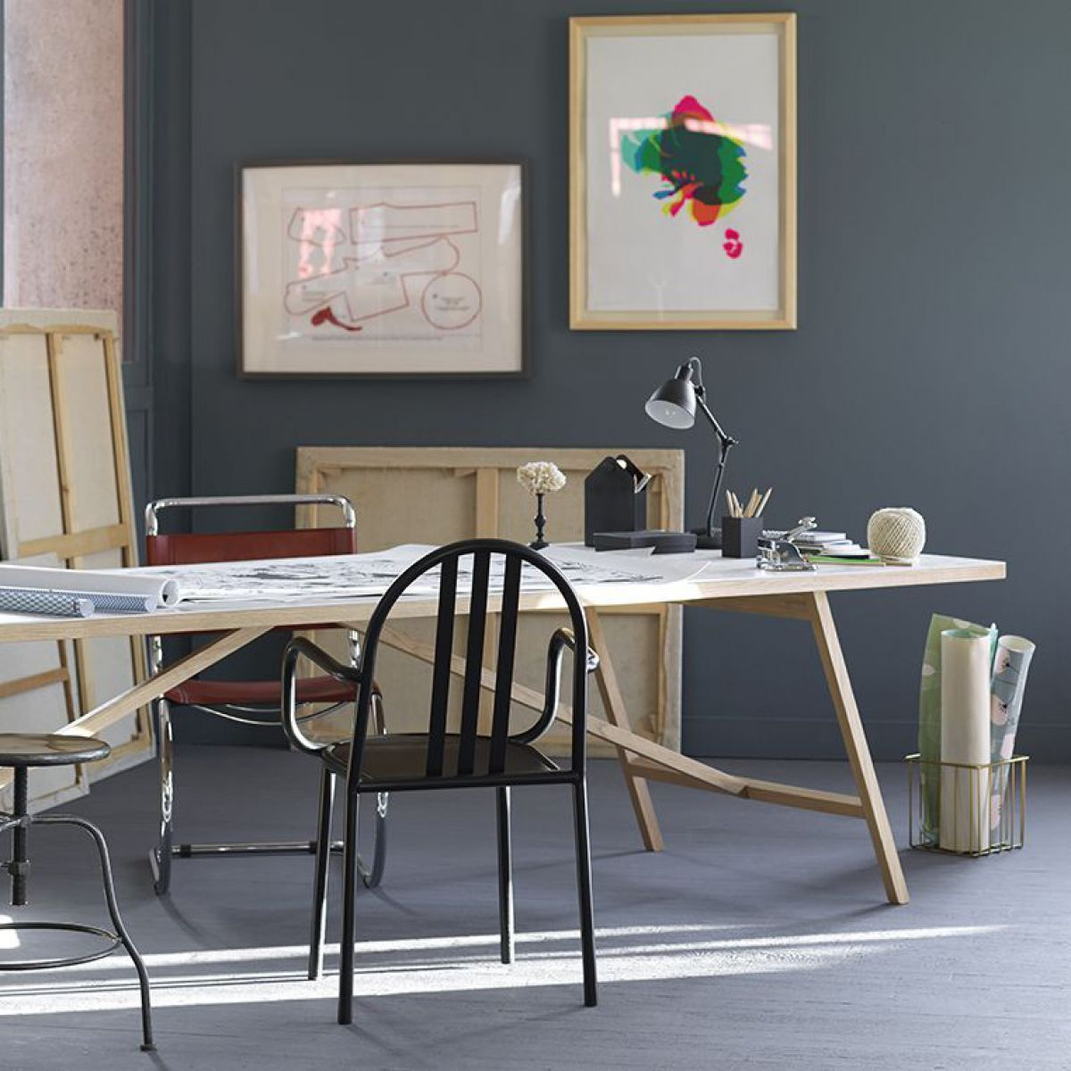 Soldes Table Habitat Achat Inesse Table En Ch Ne Et C Ramique