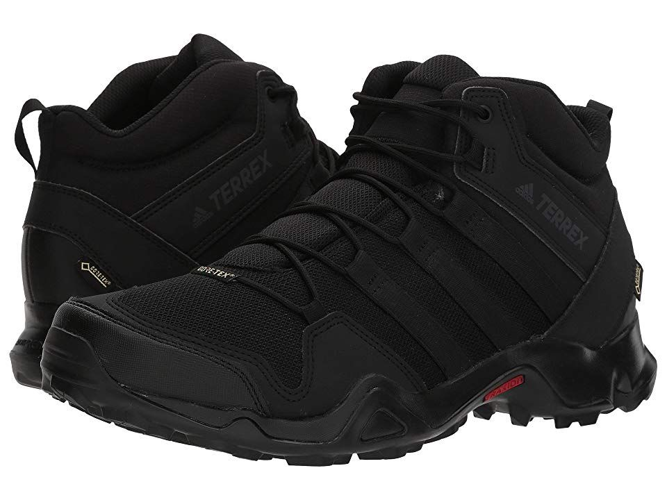 wholesale dealer 1c72d 38385 A day on the trail isn t complete without the adidas Terrex AX2R Mid GTX hiking  boot underfoot. Mid-cut height for added ankle support. GORE-TEX ...