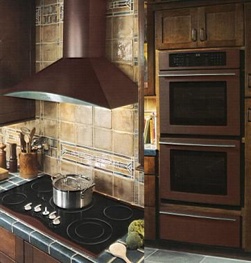 Jenn Air Oiled Bronze Kitchen Suite Bronze Kitchen