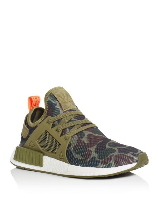 44ebe0679 Adidas Men s Nmd XR1 Lace Up Sneakers