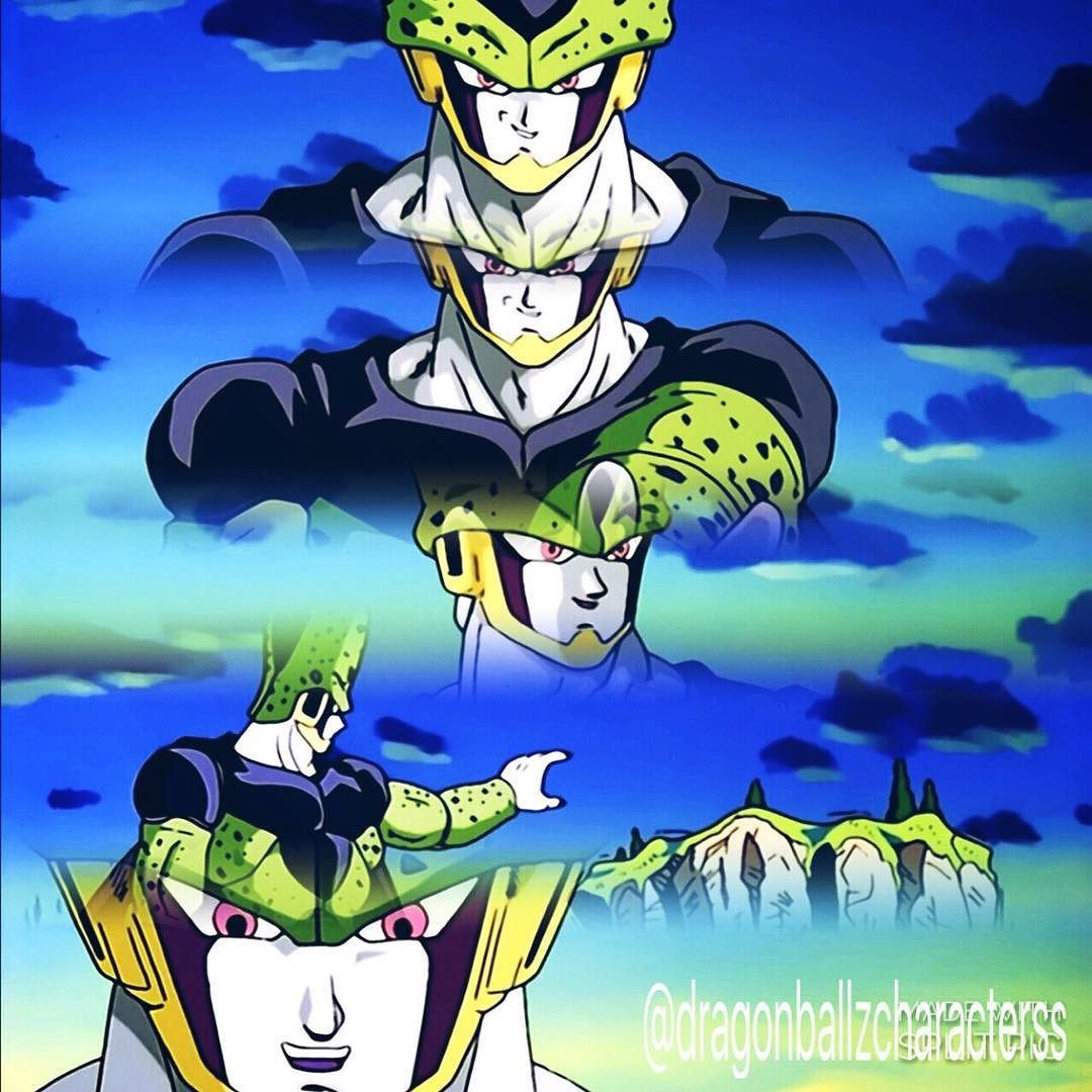 Dragon Ball Z Hashtags: Double Tap What's Your Guys Opinion On My Edits? Cell