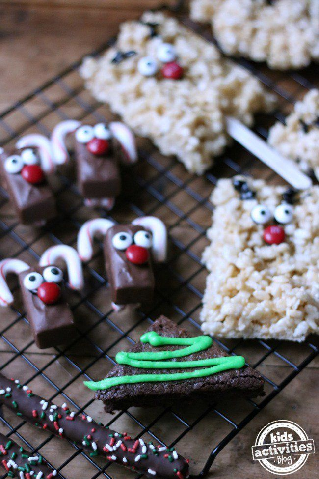 5 Fun kid-approved holiday desserts