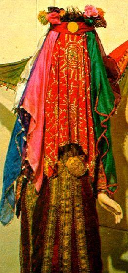 Anadolu Da Gelin Basliklari Ve Giyimleri Gelin Basliklar Kadin