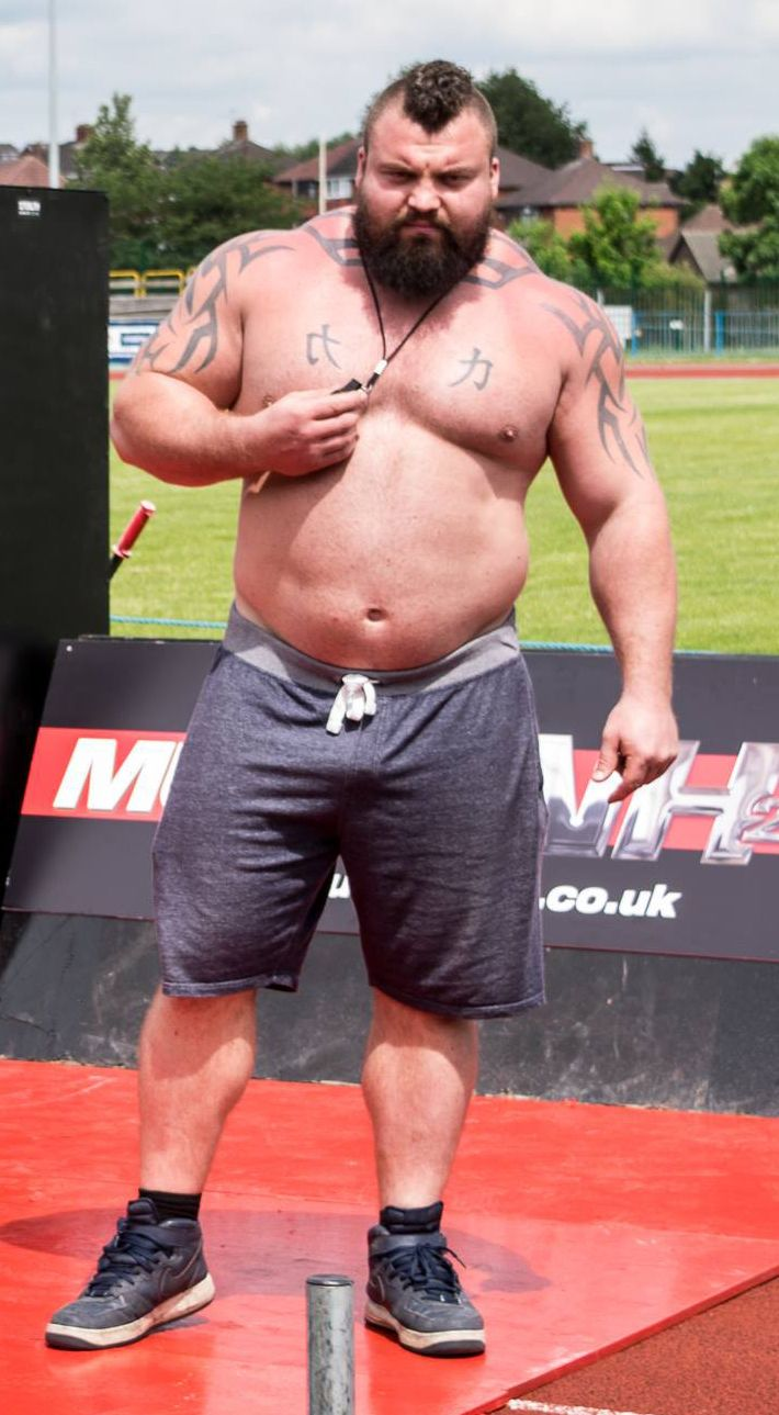 real-thick: Eddie Hall | BEAR | Pinterest | Eddie hall ...  real-thick: Edd...
