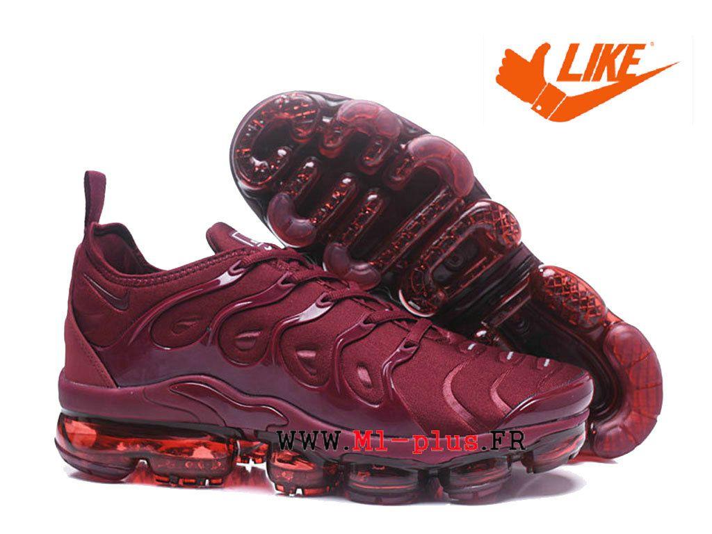nouveau style ff2ab ff50b Nike Air VaporMax Plus Reverse Sunset Nouveaux sports Homme ...
