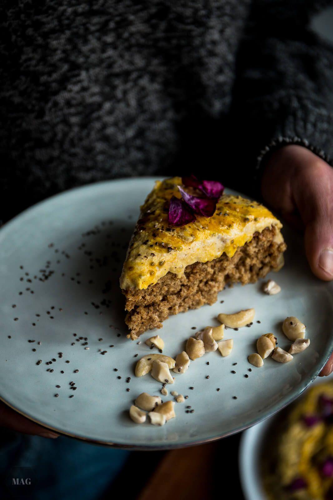 Veganer Mango Kuchen Rezept Vegane Kuchen Kuchen Biskuit Und