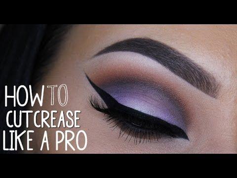 How to cut crease like a pro - MAKEUPBYAN - YouTube | eye ... - photo #44