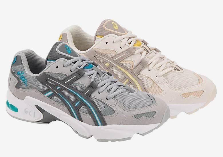 Blue Asics Gel Kayano 5 OG sneakers
