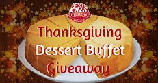 Enter to Win a dessert party from Eli's Cheesecake!  https://wn.nr/h85b4y