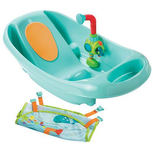 Summer Infant My Fun Tub Teal Summer Infant Babies R Us