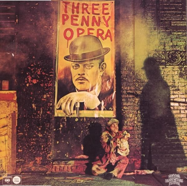 The Threepenny Opera Cave Does Brecht The Threepenny Opera Opera Lp Albums