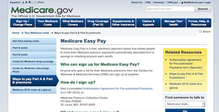 Medicare Bill Pay Pay Your Bills Pinterest Bill pay - medicare form