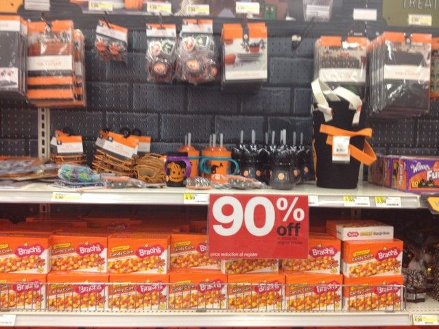 Target Halloween Clearance: $400 worth of Merchandise for $40 ...