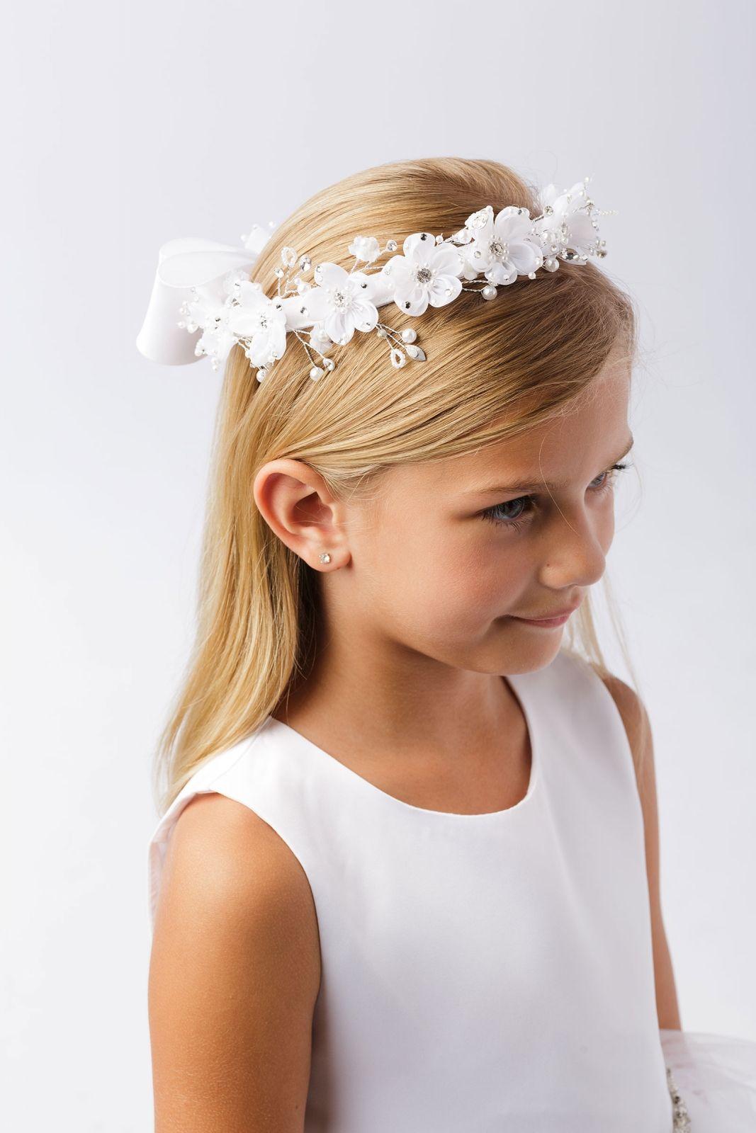 Tt538 Head Wreath Bridal Quality Crown Style 538 In Choice Of