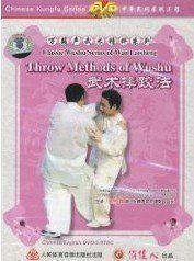 Throw Methods of Wushu - Classic Wushu Series of Wan Laisheng - (WMBQ)