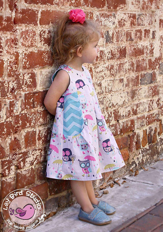 Angelique\'s baby dress - newborn to 24 months | Girl summer dresses ...